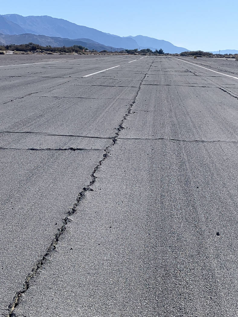 Death Valley National Park The National Park Service does not have a timeline for full repairs, ...