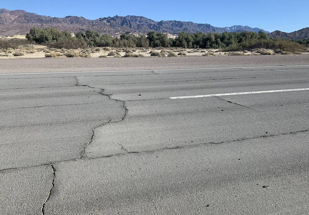 Death Valley National Park Repairs will be costly and are not likely to happen soon, the park s ...