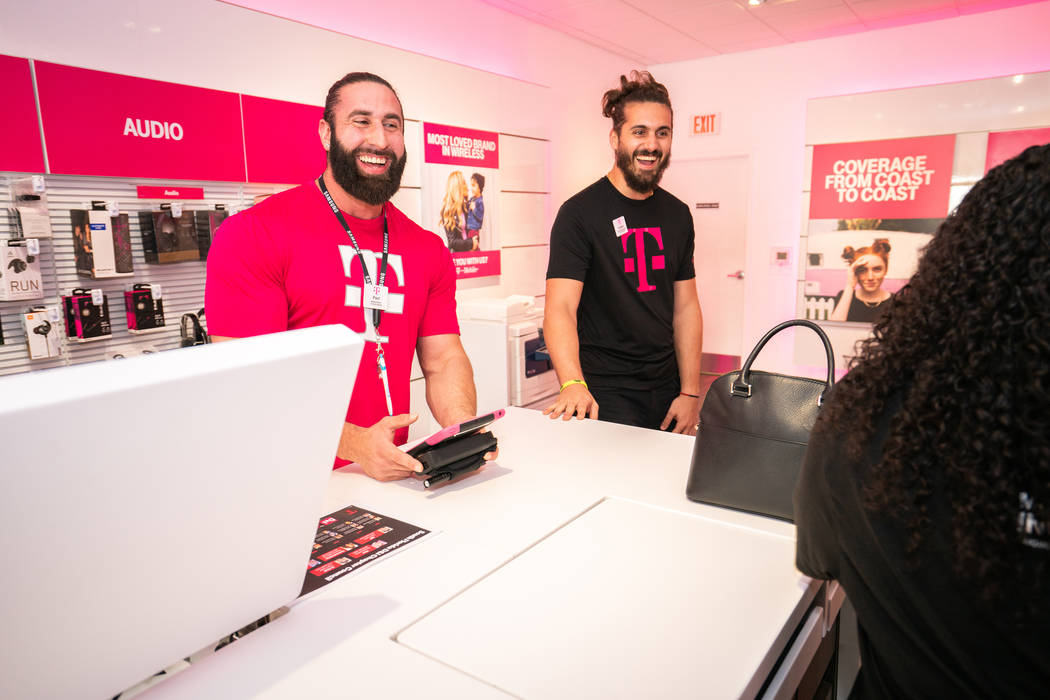 T-Mobile T-Mobile is expanding its retail footprint in Pahrump. The wireless company is current ...