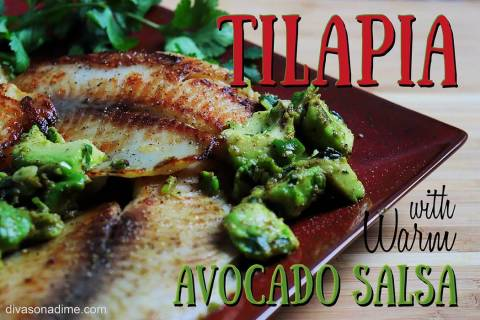 Patti Diamond/Special to the Pahrump Valley Times Tilapia is healthy, simple to prepare, fast e ...