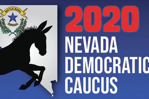 Heather Ruth/Pahrump Valley Times The 2020 Nevada Democratic Caucus is set for Feb. 22.