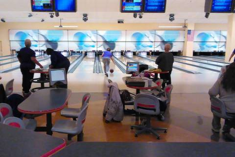 Pahrump Valley Times file photo The Nugget Bowl again will host Bowling for Heroes, a fundraise ...