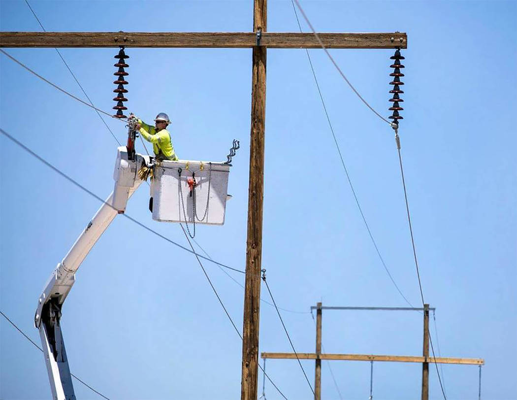 Valley Electric Association Inc. Since July 2018, Valley Electric Association crews have worked ...