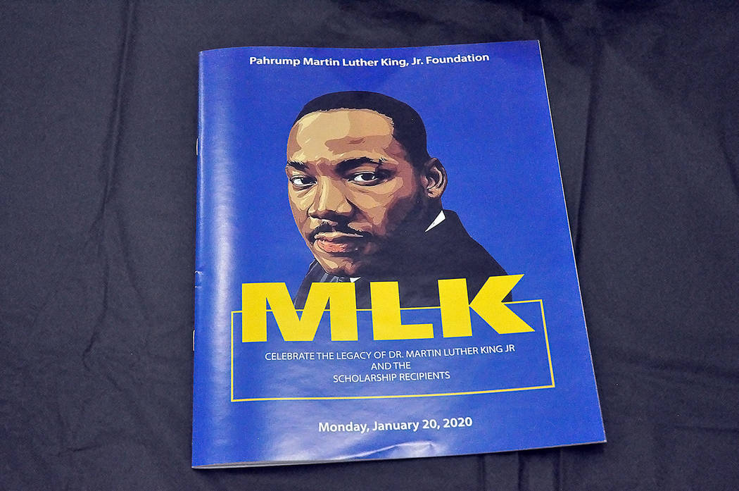 Horace Langford Jr./Pahrump Valley Times Martin Luther King Jr. is well-known for his civil rig ...