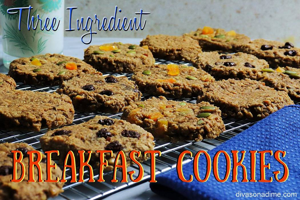 Patti Diamond/Special to the Pahrump Valley Times You can have cookies for breakfast even if yo ...