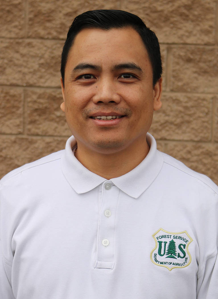 U.S. Forest Service As the new budget officer, Petersam (Sam) Le is responsible for overseeing ...