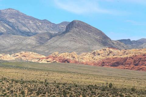 Red Rock Canyon National Conservation Area (K.M. Cannon/Las Vegas Review-Journal)