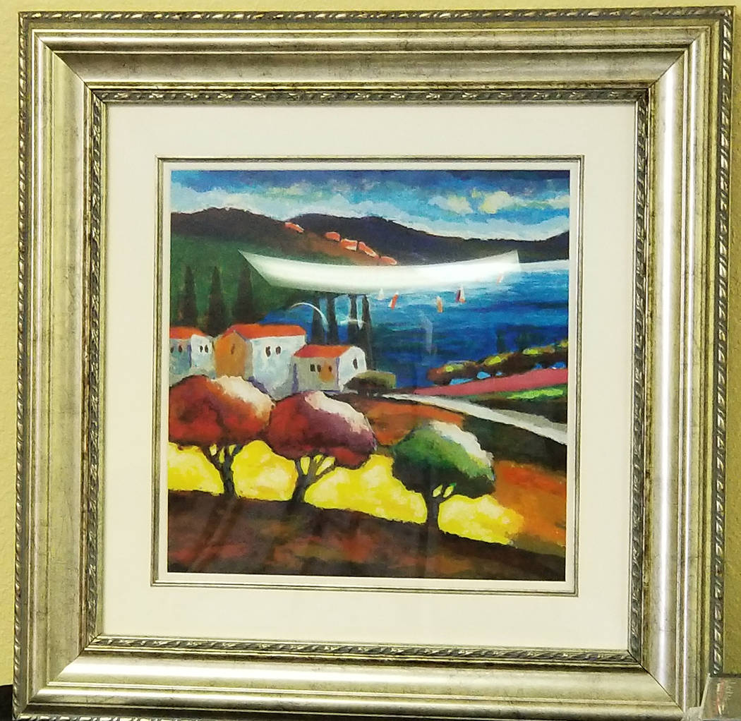 Special to the Pahrump Valley Times The Pahrump Arts Council's upcoming art sale will include a ...