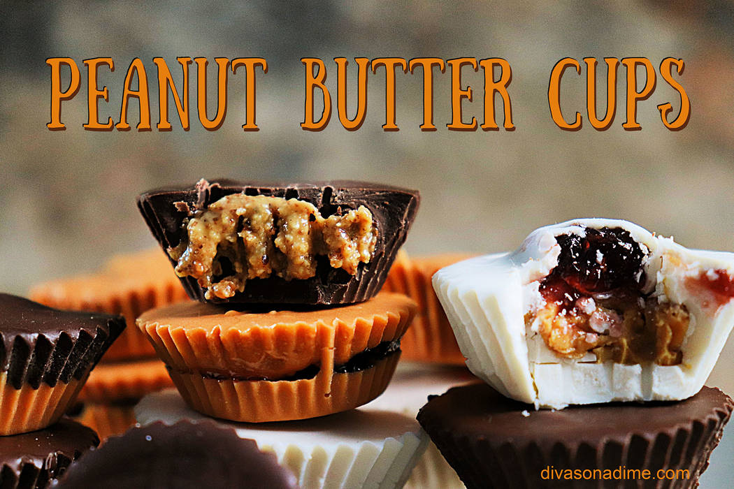 Patti Diamond/Special to the Pahrump Valley Times Everyone loves peanut butter cups and most pe ...