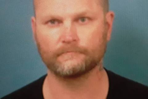 Special to the Pahrump Valley Times Steve Hill, 44, of Henderson, faces numerous charges after ...