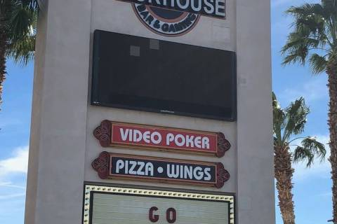 Cindy Colucci/Special to the Pahrump Valley Times The Pourhouse offers its support to the Pahru ...