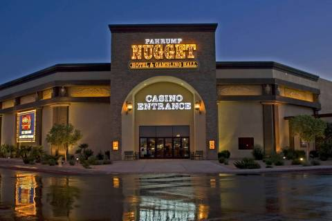 Golden Casino Group The Pahrump Nugget will be the venue for three days of Nevada and Nye Count ...