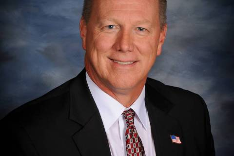 Special to the Pahrump Valley Times Nye County School Superintendent Dale Norton is set to reti ...