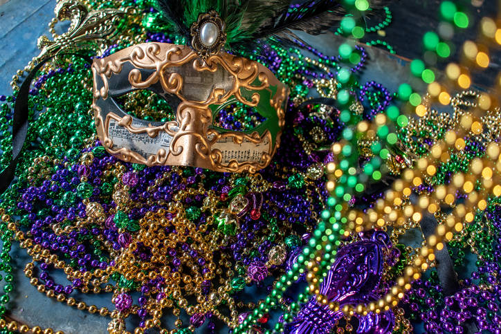 Getty Images The Soroptimist Club Mardi Gras Ball fundraiser is scheduled for Saturday Feb. 29, ...