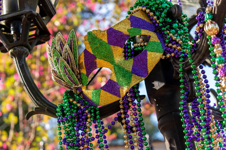 Getty Images The Soroptimist Club Mardi Gras Ball fundraiser is scheduled for Saturday Feb. 29 ...
