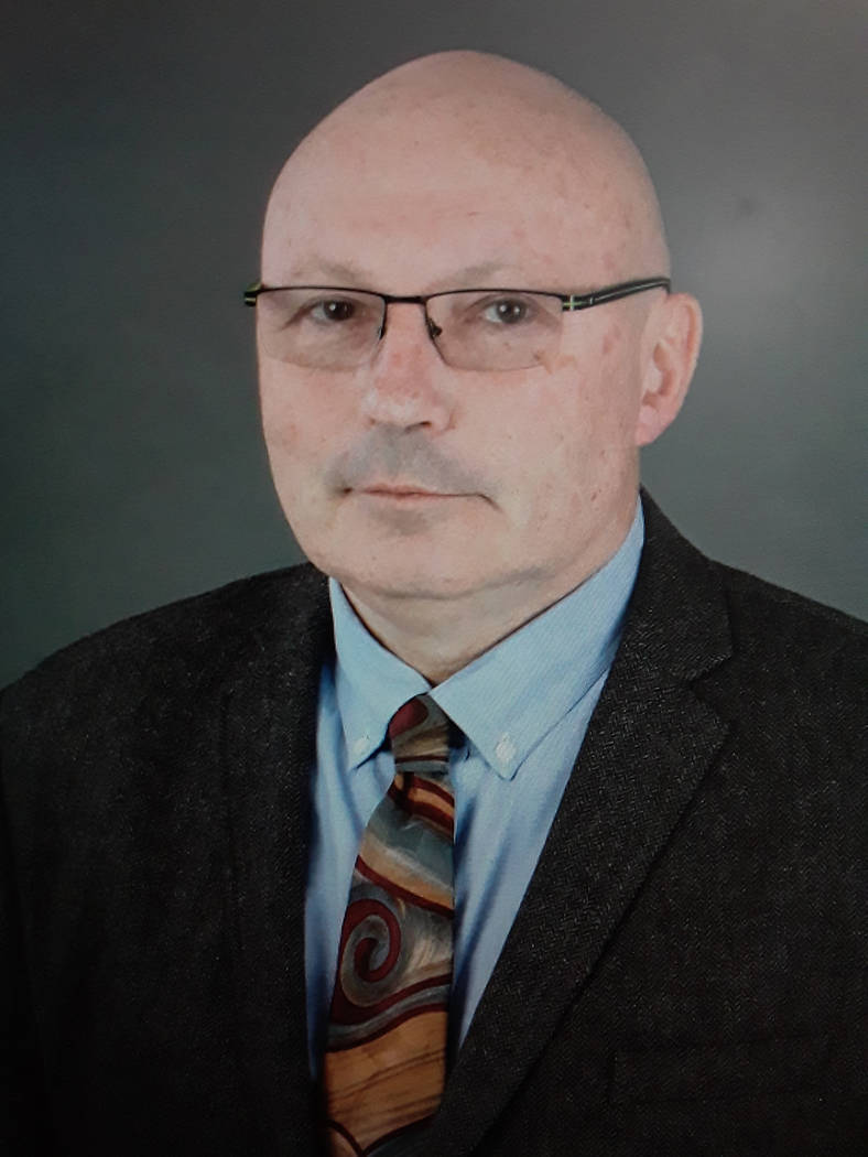 Special to the Pahrump Valley Times Dr. Alex Vaisman was the Chief of Staff and Medical Directo ...