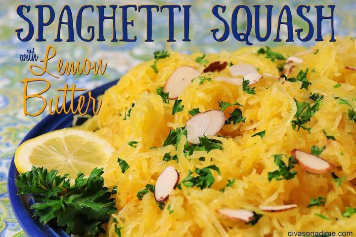 Patti Diamond/Special to the Pahrump Valley Times The taste of spaghetti squash is sweet and mi ...
