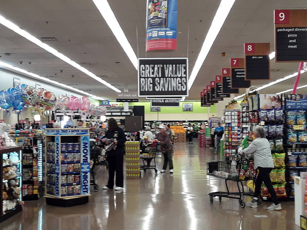 Pahrump S Albertsons Hosts Grand Reopening Pahrump Valley Times