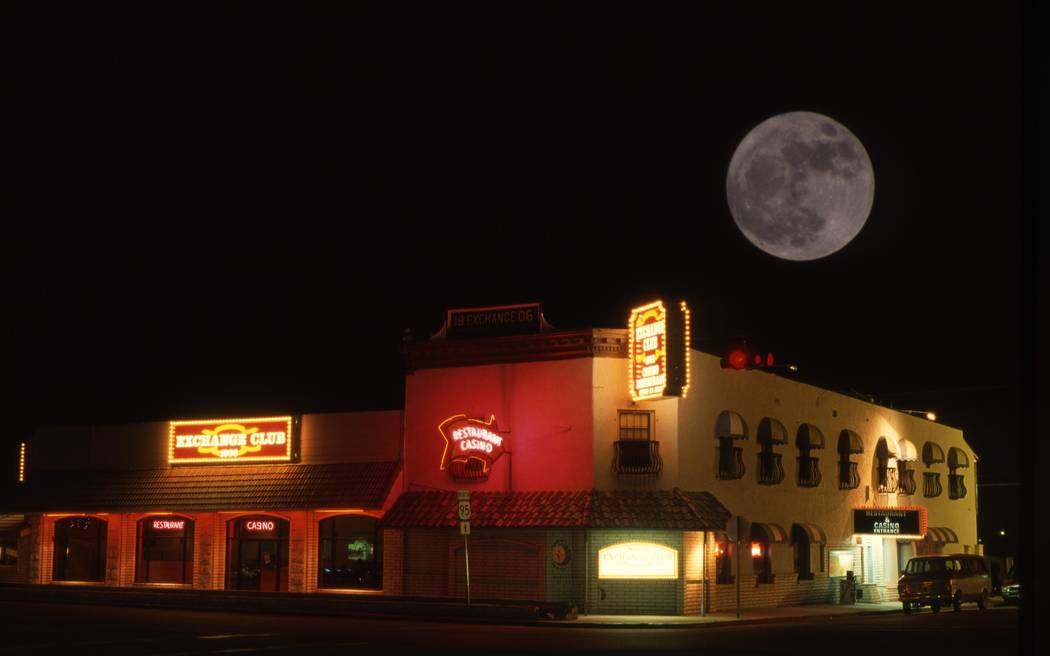 Richard Stephens/Special to the Pahrump Valley Times Owner Ed Ringle wants to preserve as much ...