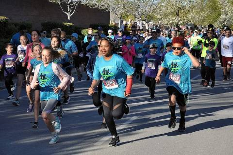 Horace Langford Jr./Pahrump Valley Times This file photo shows the scene at the 11th Annual HO ...
