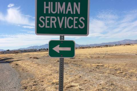 Robin Hebrock/Pahrump Valley Times The Nye County Health and Human Services Department has been ...