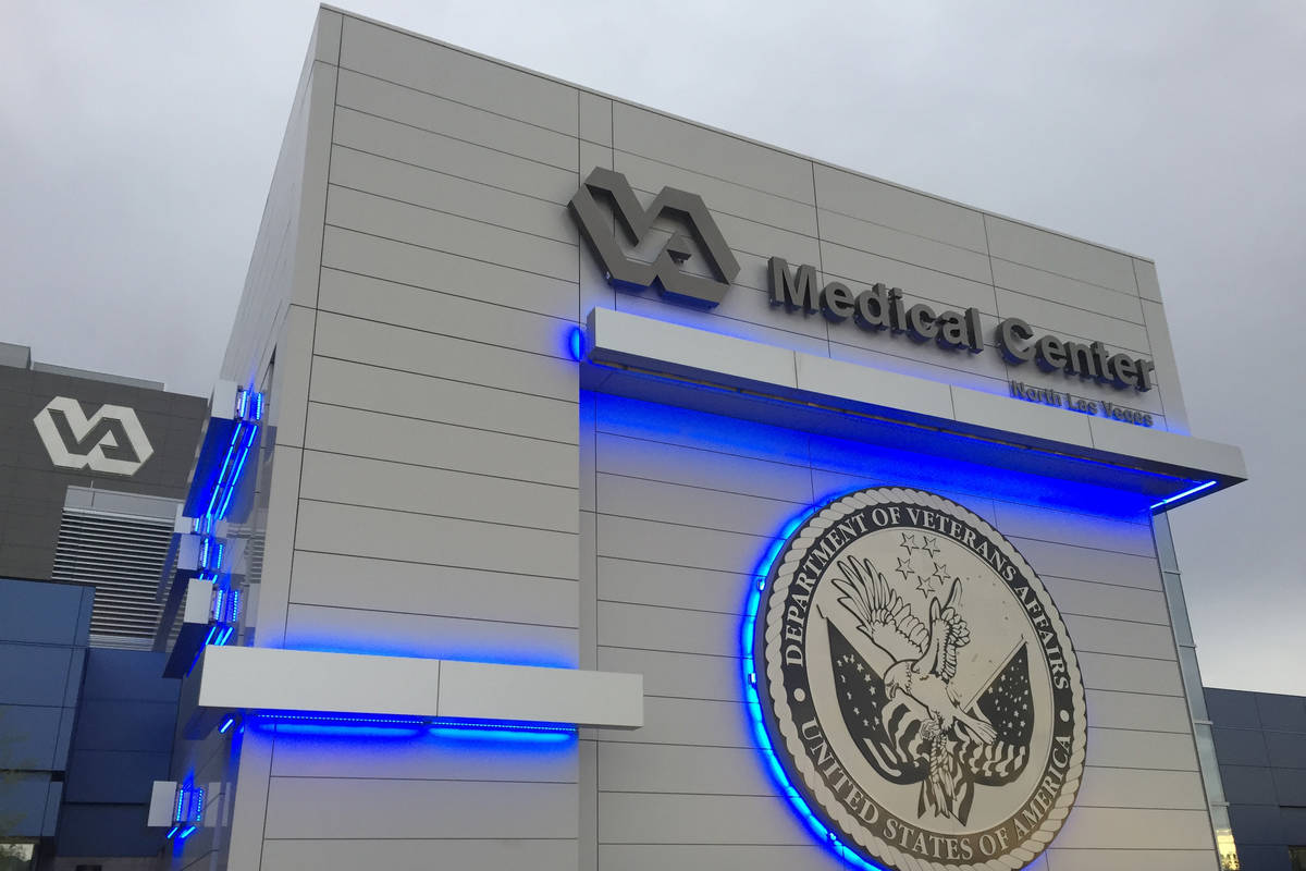 Special to the Pahrump Valley Times The Veterans Administation's Southern Nevada Healthcare Sys ...