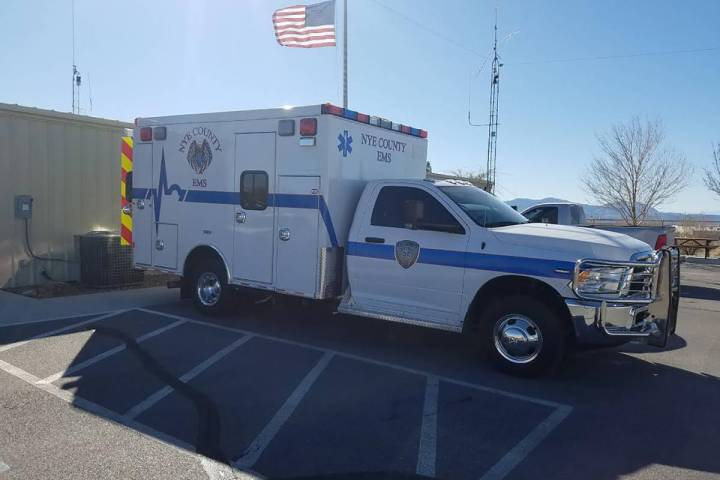 Special to the Times-Bonanza The Nye County Sheriff's Office conducted an investigation into ...