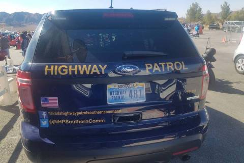 (Las Vegas Review-Journal) NHP troopers throughout the state have been issued appropriate perso ...
