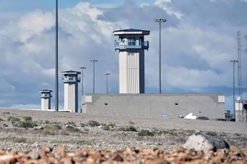 Las Vegas Review-Journal file The Department of Corrections has responded to the COVID-19 pande ...