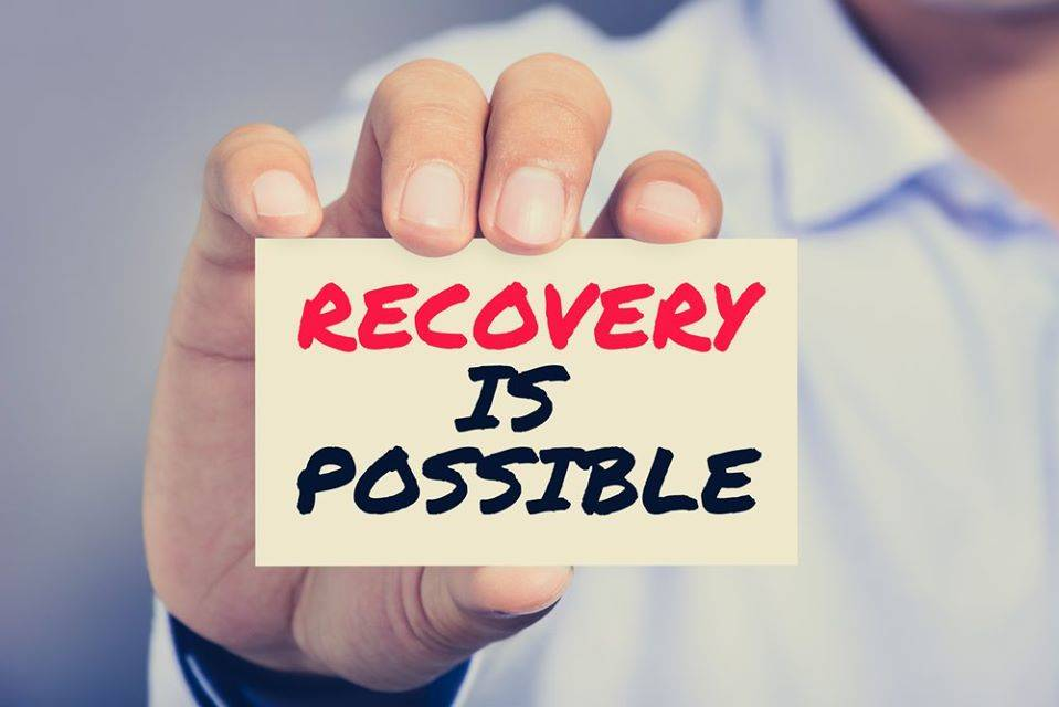 "Special to the Pahrump Valley Times ""Recovery is possible"" are three simple words and yet they ..."
