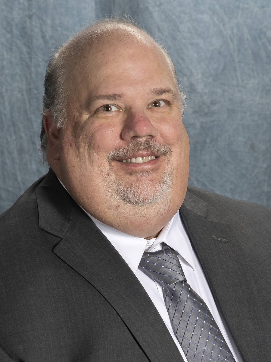 Special to the Pahrump Valley Times Nevada State Engineer Tim Wilson, who took over the office ...