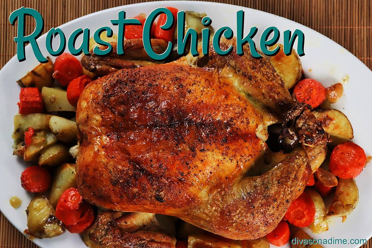 Patti Diamond/Special to the Pahrump Valley Times Whole chickens are great because they're in ...