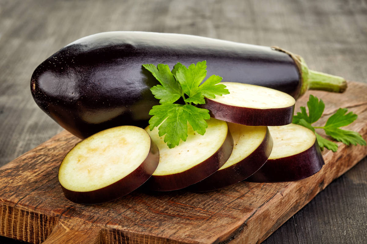 Getty Images Eggplant is a very underrated vegetable. It loves our desert heat and is a Rockst ...