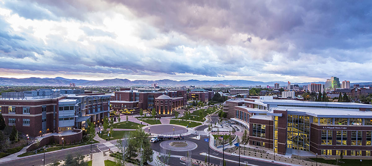 Courtesy of the University of Nevada, Reno The University of Nevada, Reno, citing the safety an ...