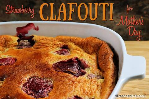 Patti Diamond/Special to the Pahrump Valley Times Clafouti (pronounced kla-foo-TEE) is a simple ...