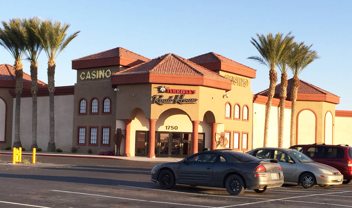Arnold M. Knightly/Pahrump Valley Times Pahrump Nugget is one of more than 400 gaming propertie ...