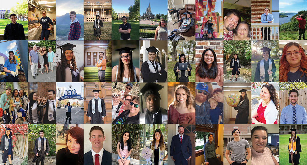 Special to the Pahrump Valley Times The University of Nevada, Reno, is celebrating the Class of ...