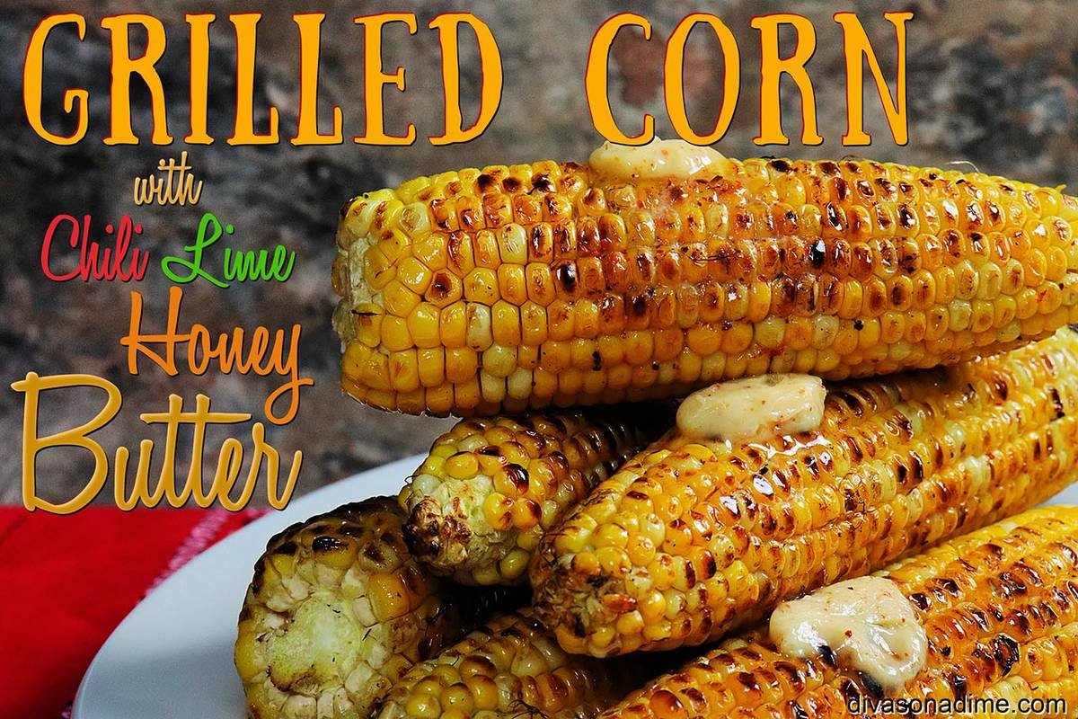 Patti Diamond/Special to the Pahrump Valley Times Isn't it amazing what grilling does to corn ...