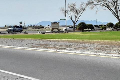 Selwyn Harris/Pahrump Valley Times The Nye County Administration Offices, 2100 E. Walt Williams ...