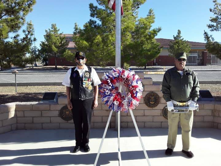 Selwyn Harris/Special to the Pahrump Valley Times