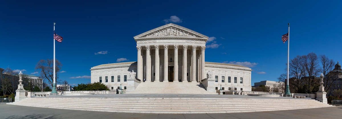 Getty Images In a 5-4 decision issued late Friday, the court upheld the state's right to imp ...