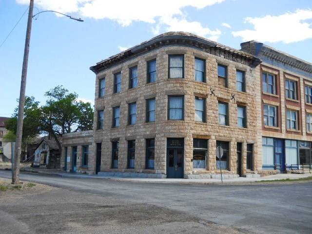 Special to the Pahrump Valley Times Nixon-Wingfield Consolidated Mines Building.