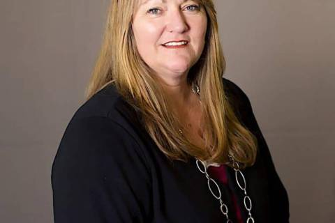 Special to the Pahrump Valley Times NyE Communities Coalition CEO Stacy Smith.