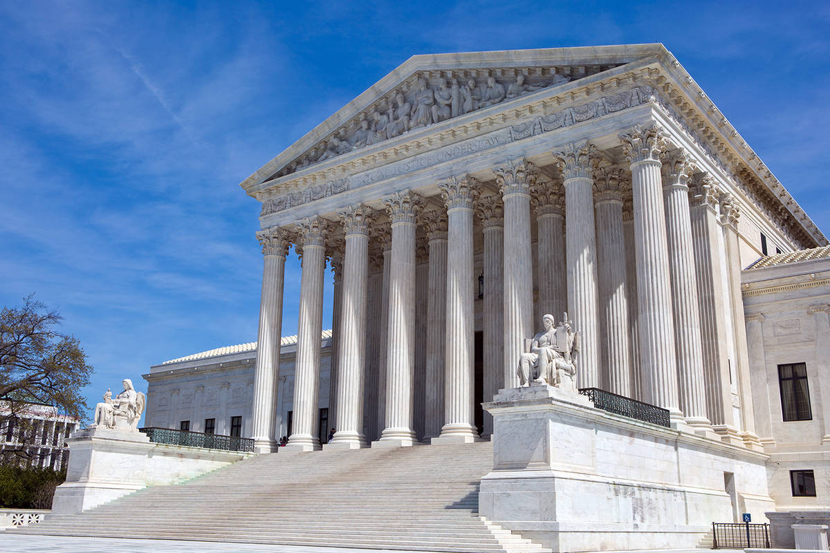 Getty Images The majority opinion was written by Justice Neil Gorsuch, who was appointed to th ...