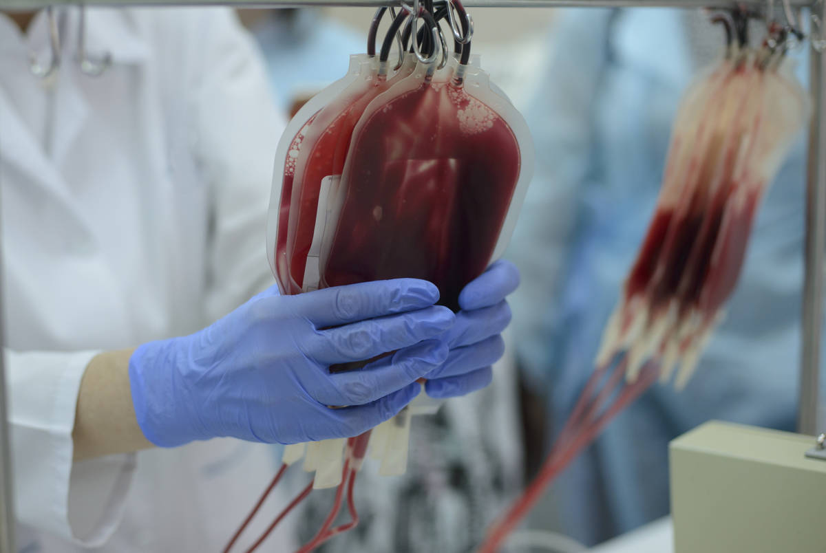 Getty Images Donations of all blood types are critically needed right now, with an especially ...