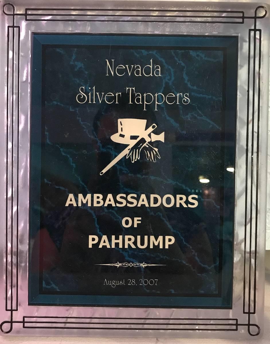Robin Hebrock/Pahrump Valley Times One of BJ Hetrick-Irwin's proudest achievements over the yea ...
