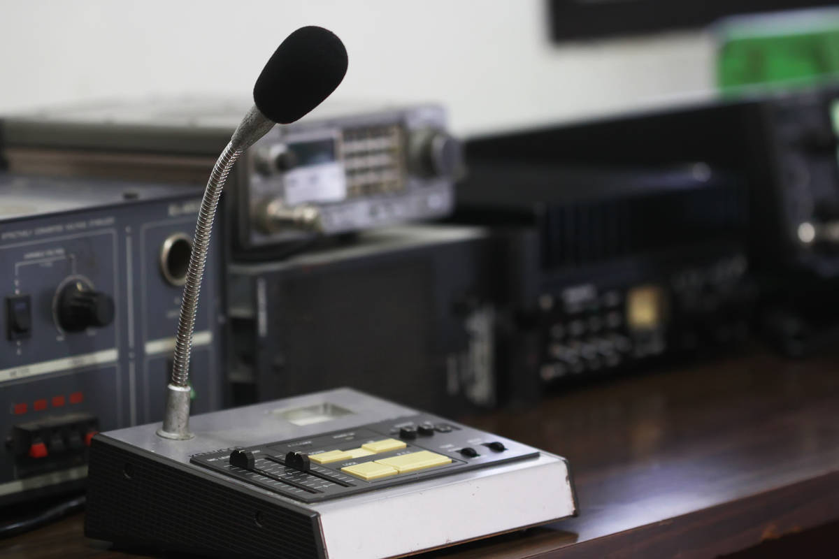 Getty Images Pahrump Amateur Radio Repeater Association will be demonstrating what amateur rad ...