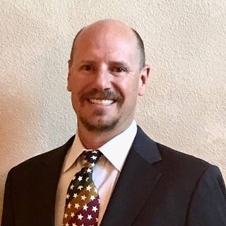 Special to the Pahrump Valley Times Dr. Mark Funke, DDS, president of the Nevada Dental Associ ...
