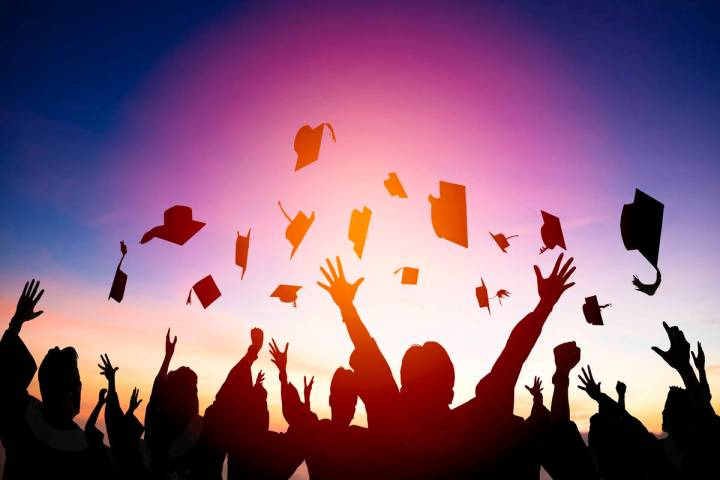 Getty Images In consideration of the health and well-being of the graduates, their families an ...