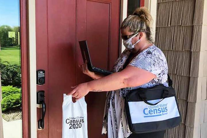 U.S. Census Bureau One more round of reminders will be sent to households around the U.S. befor ...
